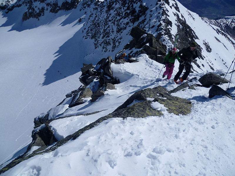 Skitouren Sesvenna Südtirol
