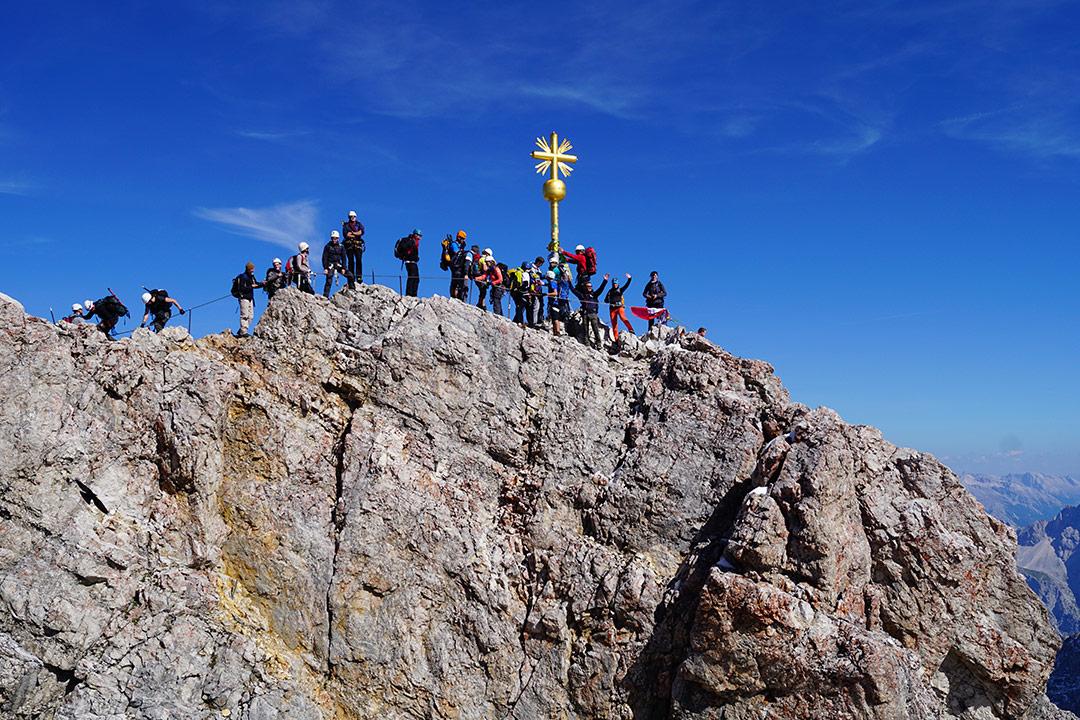 Zugspitze – Tageswanderung