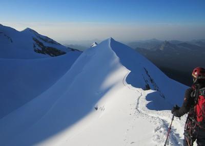 Monte Rosa Gipfelrunde