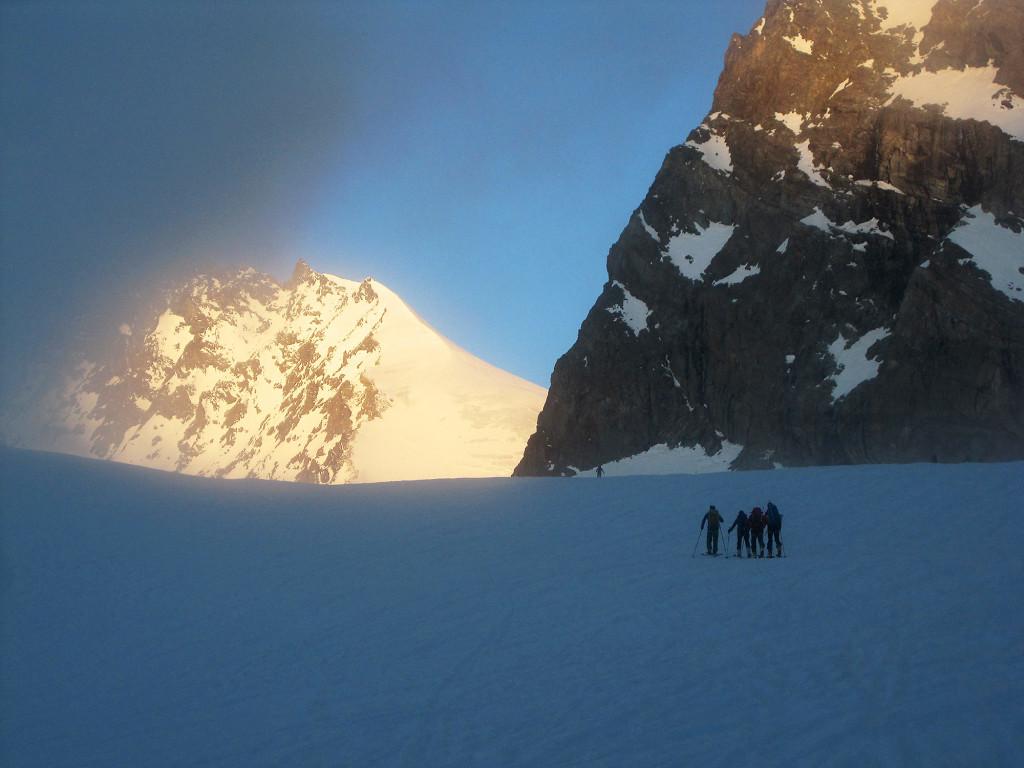 Skitour Saas Fee (CH)