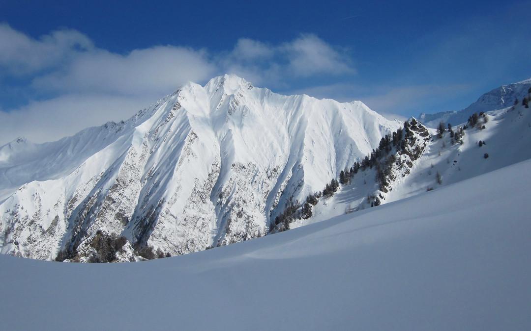 Traum-Skitouren Tuxer Alpen Schmirntal