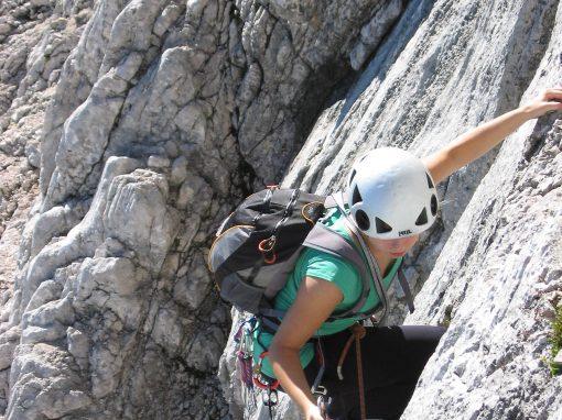 Felskletterkurs für Fortgeschrittene – Alpspitze